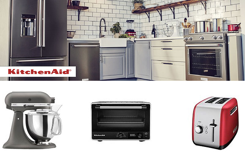 Up to 20% Off on KitchenAid Small Kitchen Appliances