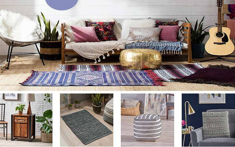 Buy Modern Boho Style Furniture at Lowest Price