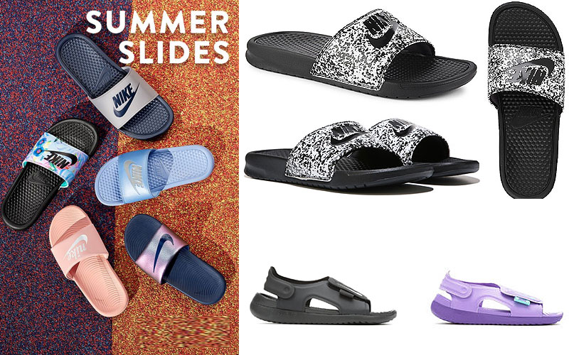 Up to 25% Off on Nike Slides & Sandals