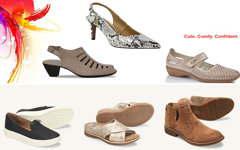 Footwear Sale: Up to 30% Off on Women's Shoes & Sandals