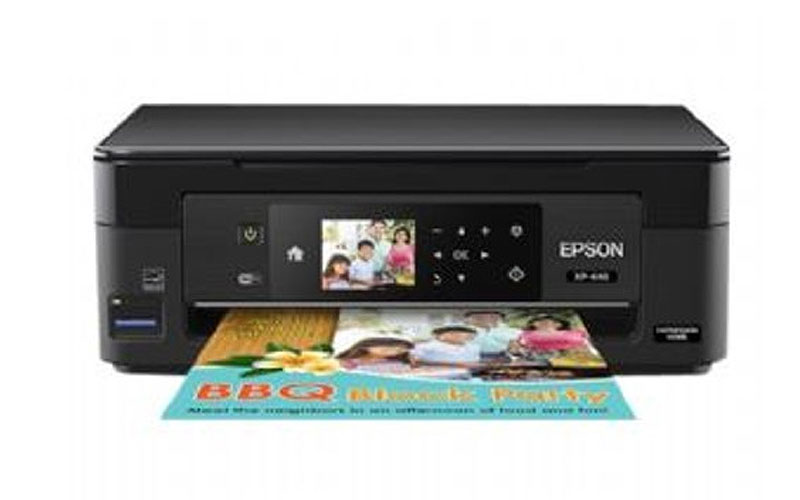 Epson Expression Home XP-440 Multifunction Inkjet Printer