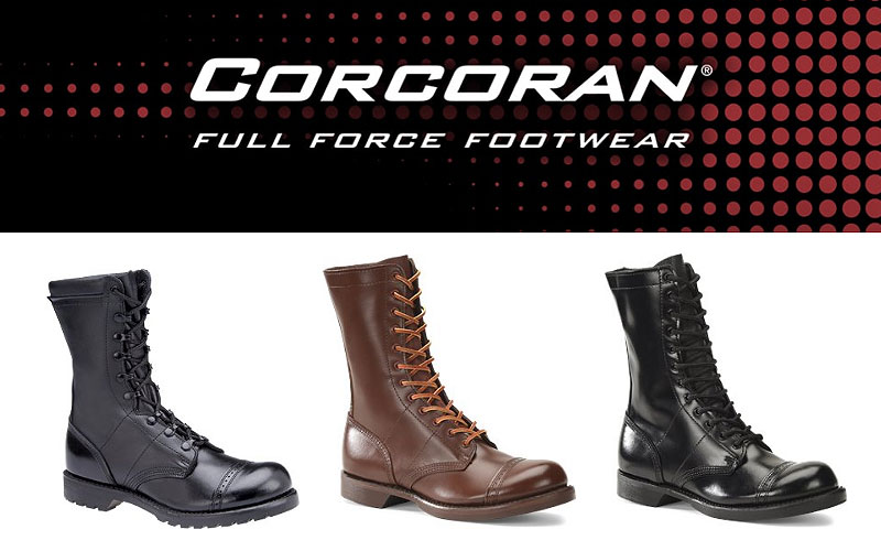 Men's Corcoran Force Boots at Discount Price