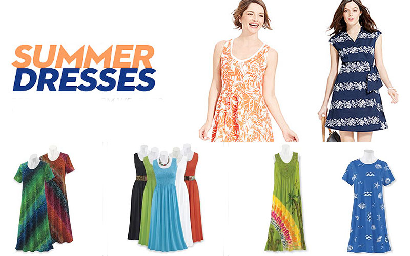 Up to 70% Off on New Women's Summer Dresses 2020