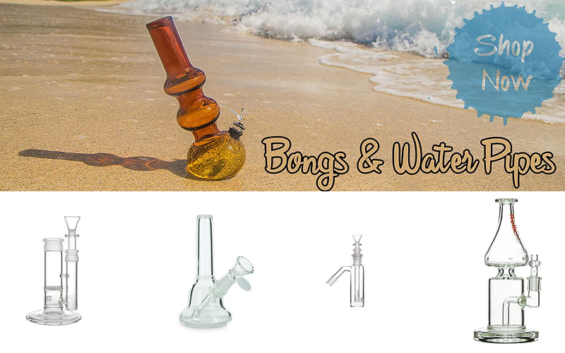 Buy Online Best Bongs at Lowest Price