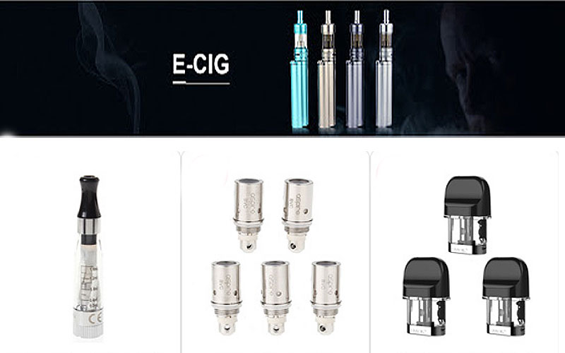 Up to 15% Off on Best E-Cigarette & Accessories