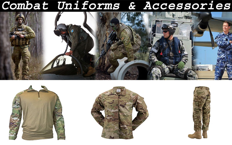 Best Combat Uniforms & Accessories on Sale