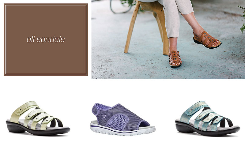 Footwear Sale: Up to 80% Off on Women's Sandals