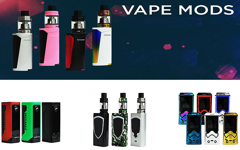 Up to 20% Off on Vape Mod Kits
