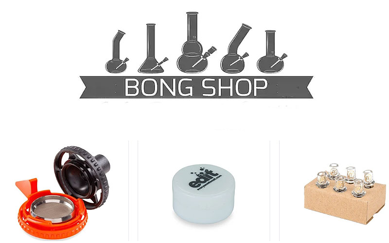 Shop Bong Accessories at Discount Price