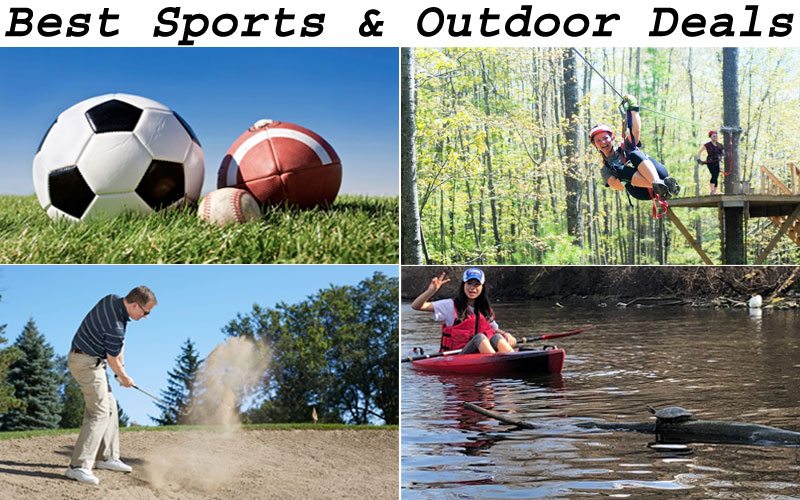 Up to 65% Off on Sports & Outdoor Products