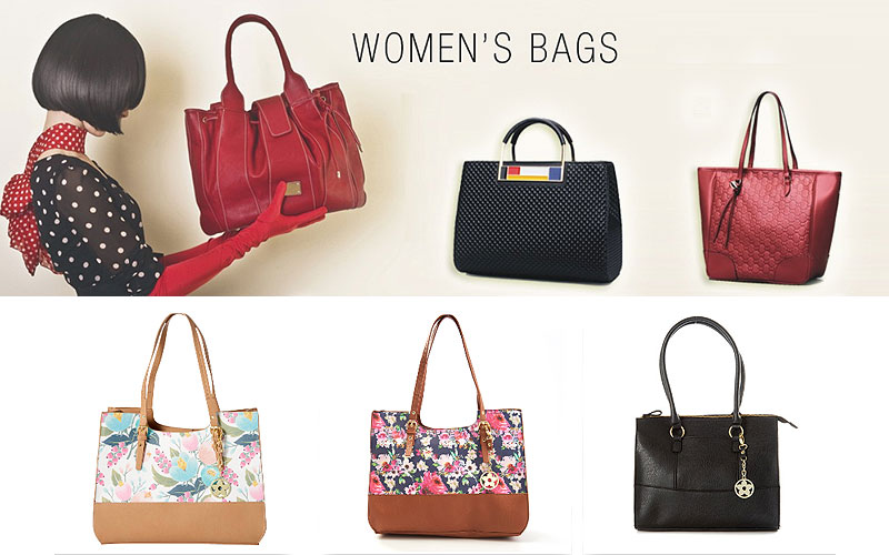 Up to 70% Off on Women's Handbags