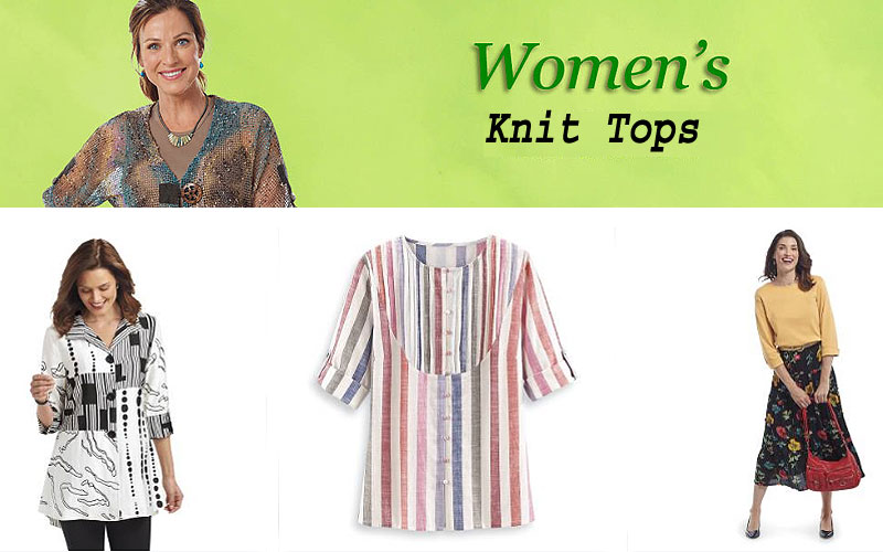 Up to 65% Off on Women's Knit Tops
