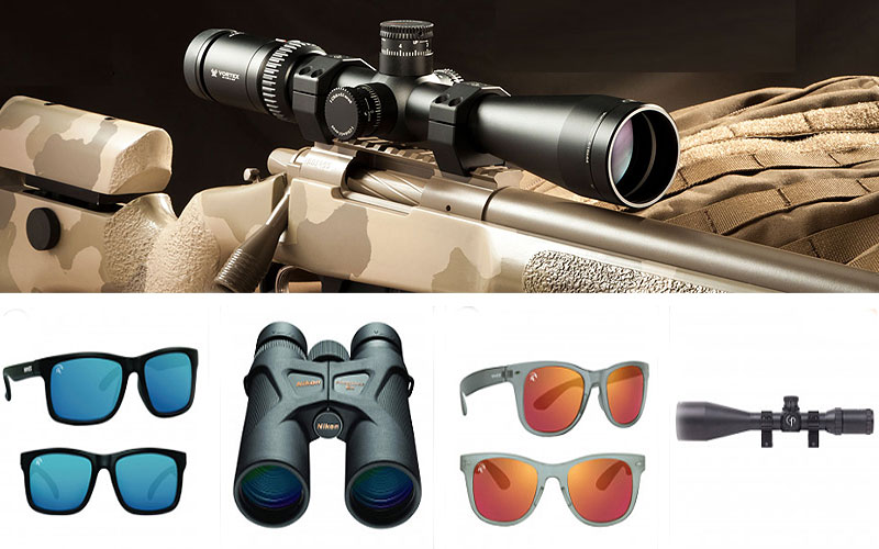 Up to 60% Off on Best Hunting Optics