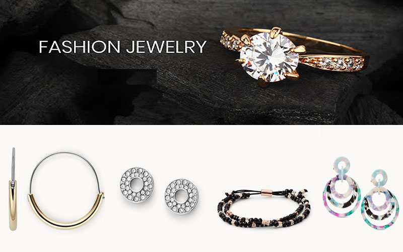 Up to 50% Off on Women's Fashion Jewelry