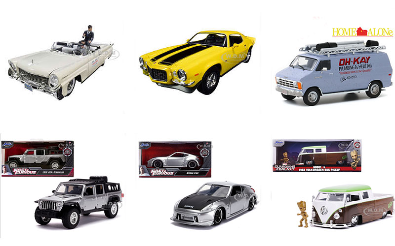 Up to 25% Off on Collectibles Cars & Toys