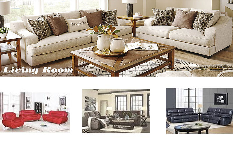Living Room Furniture Sets on Sale Prices