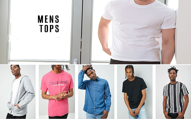 Sale: Up to 55% Off on Men's Shirts & T-Shirts