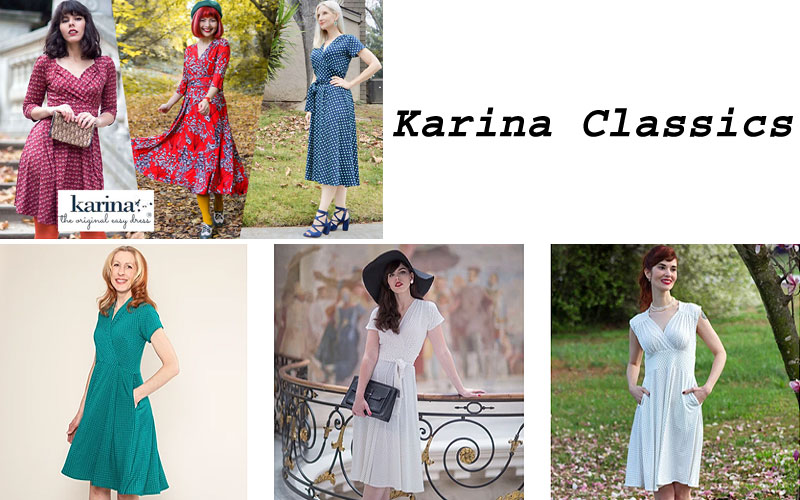 Up to 35% Off on Karina Classics Dresses Collection