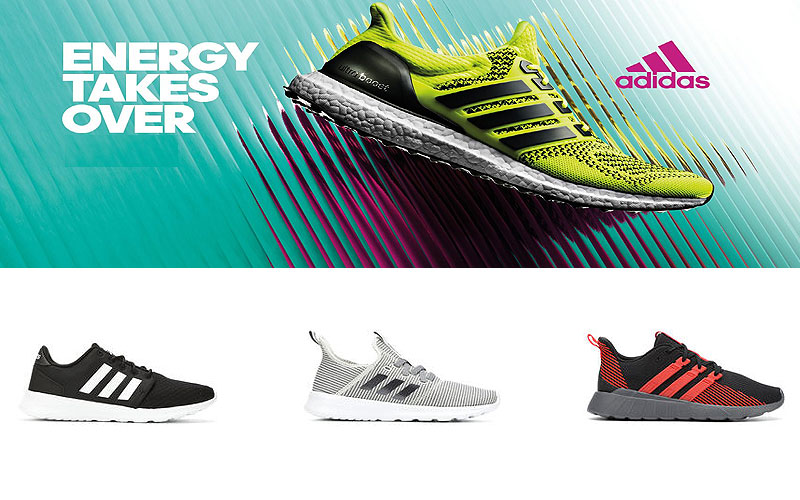 Sale: Up to 30% Off on Adidas Shoes