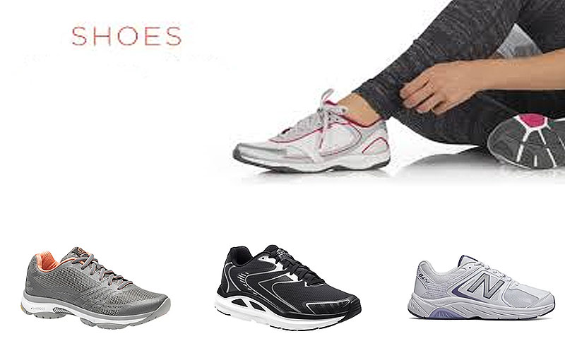 Up to 50% Off on Women's Walking Shoes