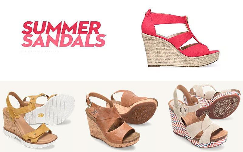 Summer Sale: Up to 30% Off on Most Popular Women's Sandals