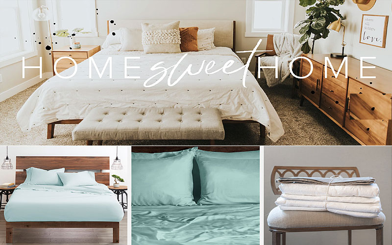 Up to 55% Off on Bedding, Pillows & Throws