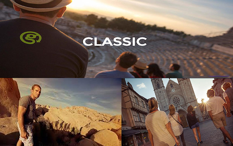 15% Off on G Adventures Classic Tours