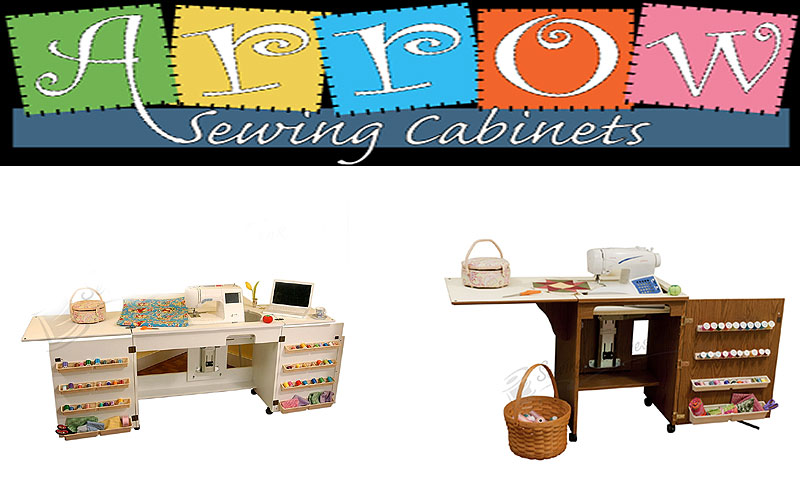Up to 30% Off on Arrow Sewing Cabinets