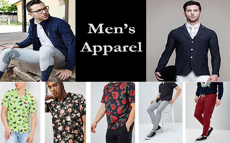 Summer Sale: Up to 40% Off on Men's Apparel