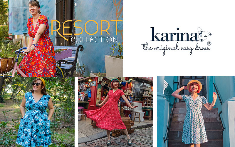 Shop Online Karina Resort Collection 2020 as Low as $68.00