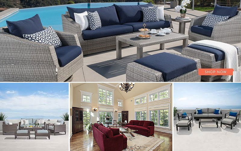 Summer Savings: 15% Off on Indoor & Outdoor Furniture