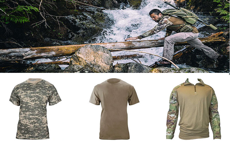 Shop Online Tactical Shirts at Discount Prices