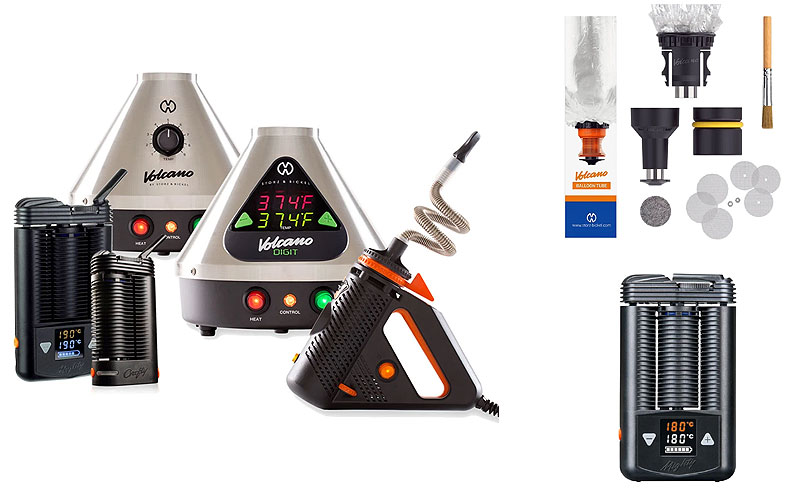 Storz & Bickel Vaporizers & Accessories on Sale
