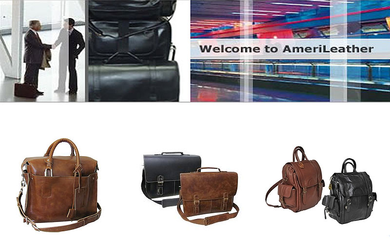 Up to 40% Off on Amerileather Bags for Men