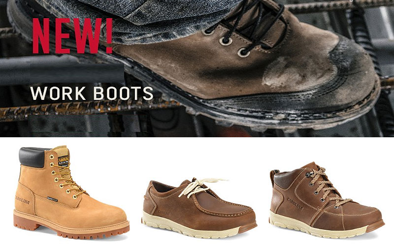 Men's Casual Work Shoes as Low as $77 Only