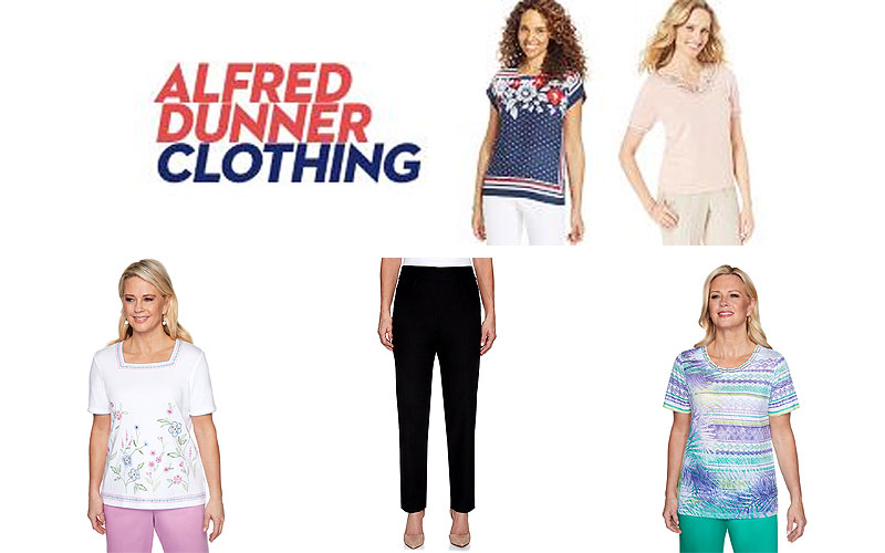 Up to 60% Off on Women's Alfred Dunner Apparel