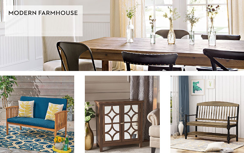 Best Farmhouse Furniture at Discount Prices