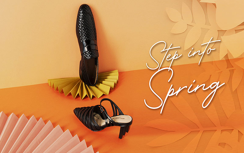 Up to 35% Off on Women's Footwear Collection