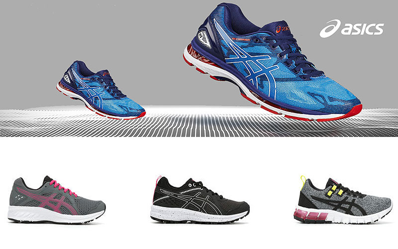 Up to 40% Off on Asics Shoes
