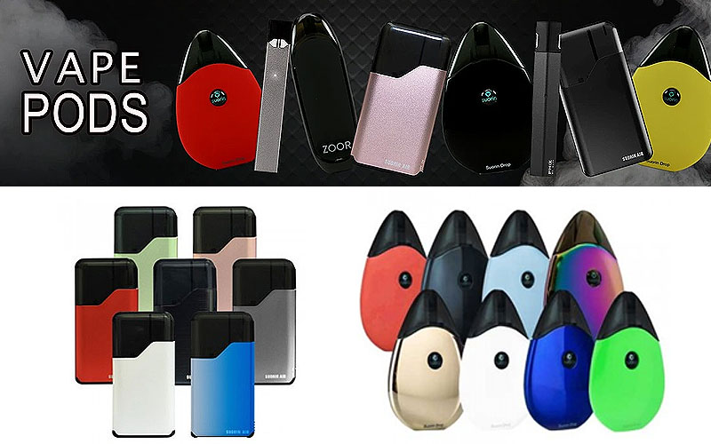 Up to 30% Off on Best Vape Pods