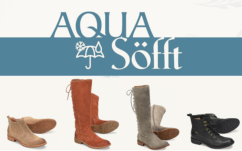 Up to 20% Off on New AQUA Söfft Shoes Collection
