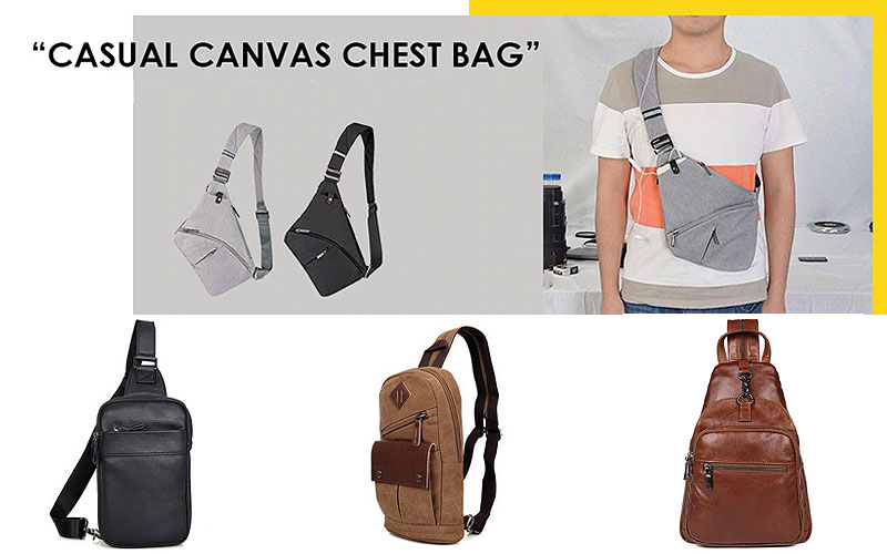 Up to 50% Off on Modern Chest Bags