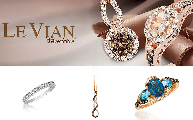 Up to 50% Off on Le Vian Women's Jewelry