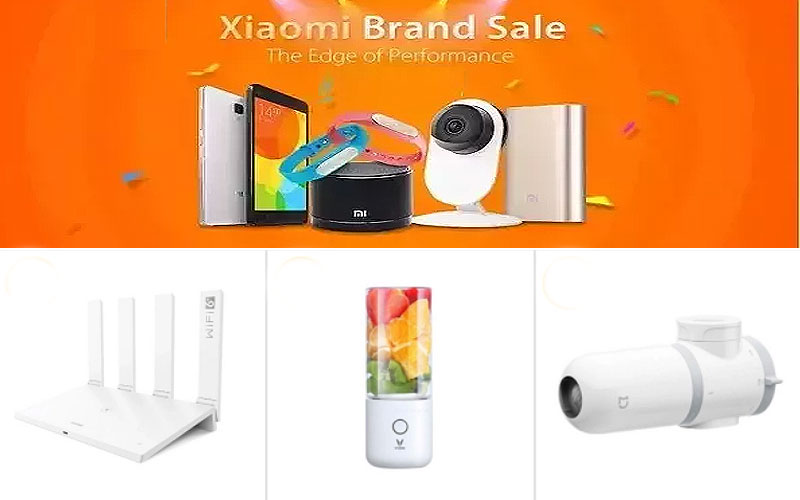 10% Off on Xiaomi Smart Products