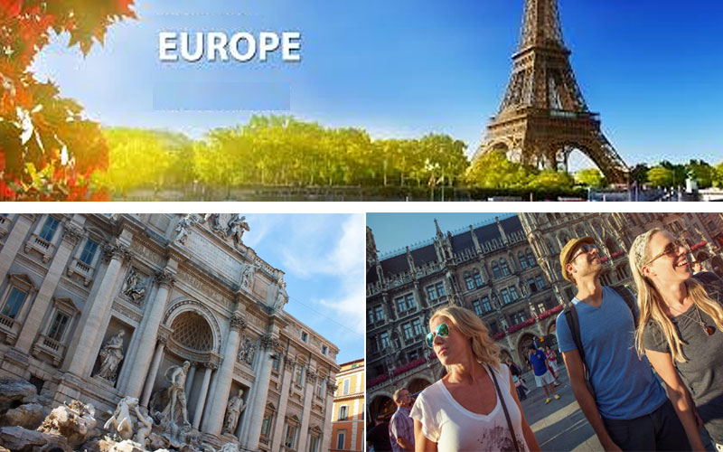 15% Off on Best Europe Tour Packages 2020