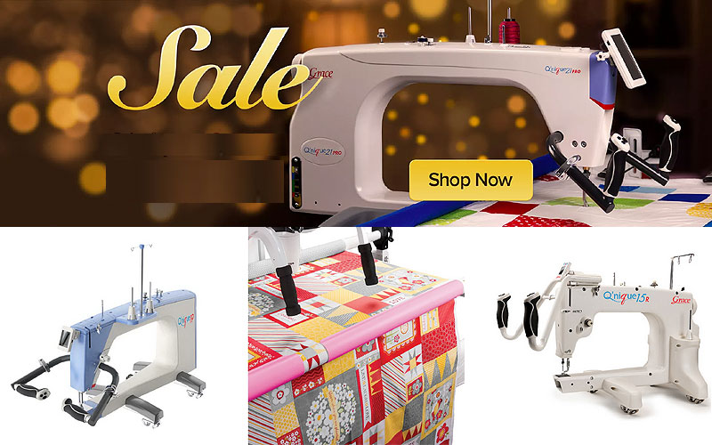 Up to 55% Off on Grace Company Quilting Machines