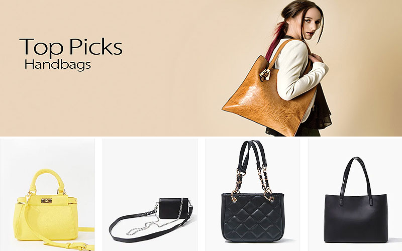 Shop Designer Handbags Online on Sale Prices