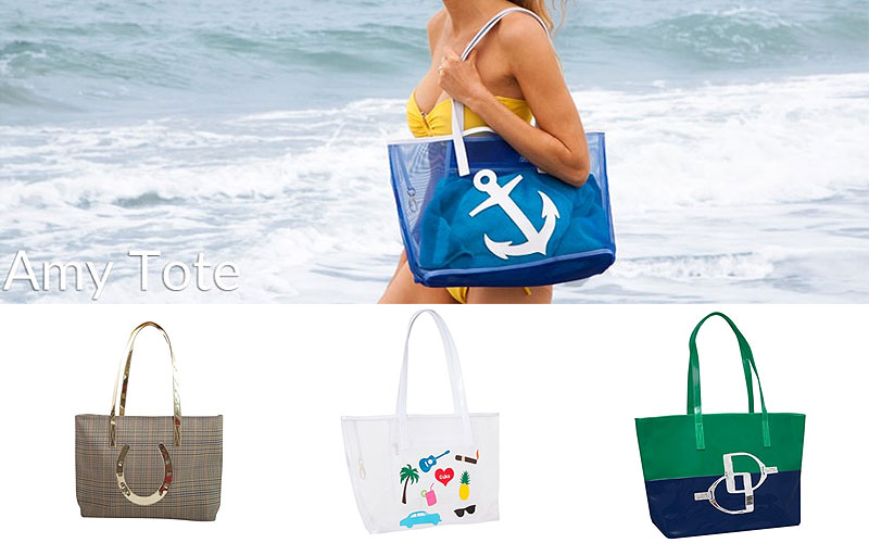 Lolo's Amy Tote Handbags Collection on Sale