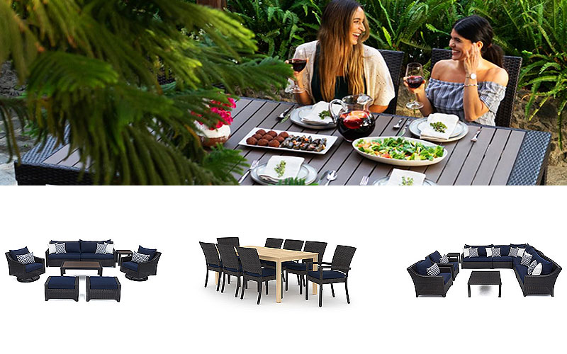 Up to 15% Off on Rst Brands Deco Outdoor Furniture