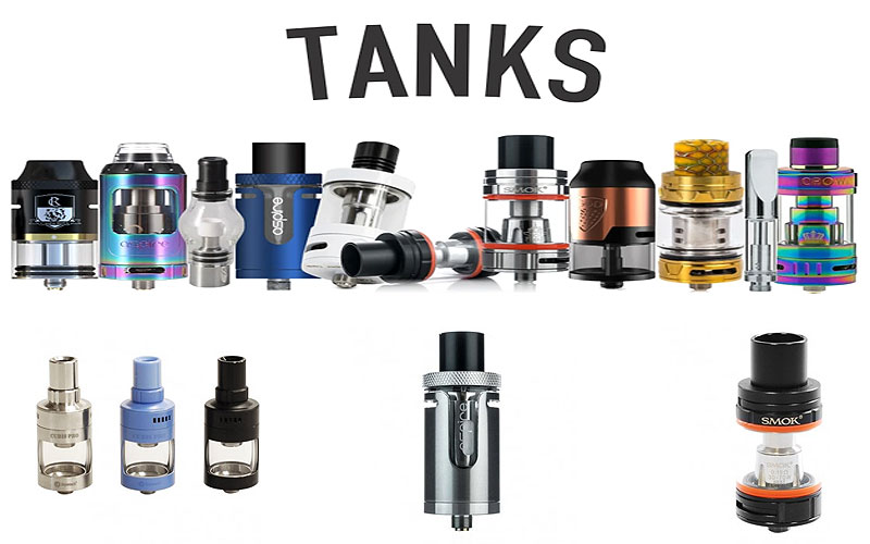 Up to 40% Off on Best Vape Tanks